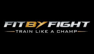 Logo Fit by Fight | Pineapple Marketing
