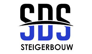 Logo SDS Steigerbouw | Pineapple Marketing