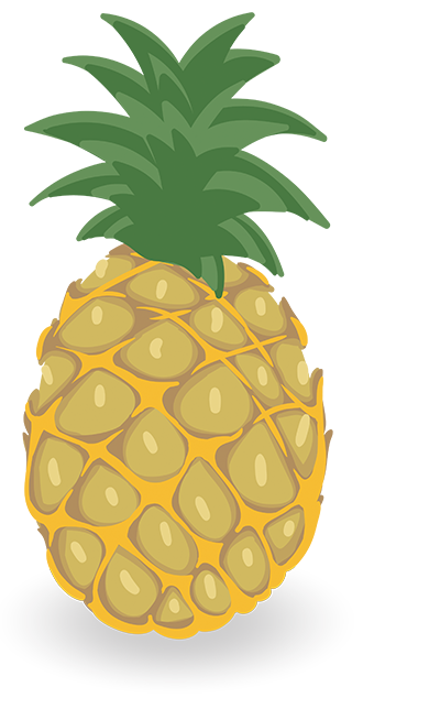 Illustratie Pineapple