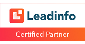 Leadinfo partner badge
